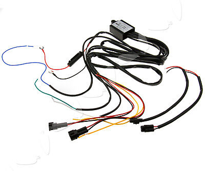 We High Quality Drl Relay Wiring Harness Multifunction Dc 12v