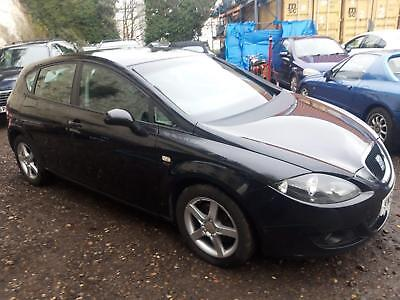2007 Seat Leon 2.0 TDI Reference Sport STARTS+DRIVES SPARES OR REPAIRS