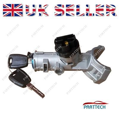 FIAT DUCATO Onwards 2006 IGNITION CYLINDER STARTER with 2 KEYS 5 pin 4162HN