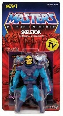 Masters of the Universe Vintage Collection Action Figure Skeletor 14 cm