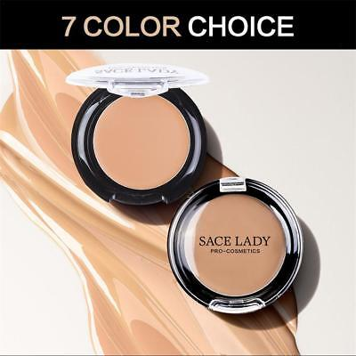 SACE LADY Full Cover 7 Colors Concealer Makeup Dark Circles Tattoo Cover Cream