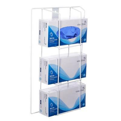 Glove Box Dispenser - Triple Rack