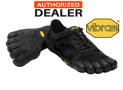 super popular 8e191 18537 🔥VIBRAM KSO EVO BLACK Men s Shoes Sizes 38-47EU 7-13M US FiveFingers