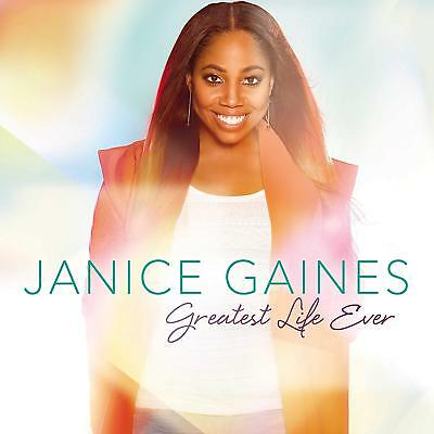 Janice Gaines - Greatest Life Ever CD #1971488