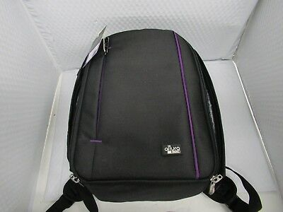 Large Camera Backpack Bag with Waterproof Cover for Canon Nikon by Altura Photo