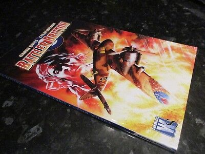 wildstorm comics   graphic novel  battler britton garth ennis