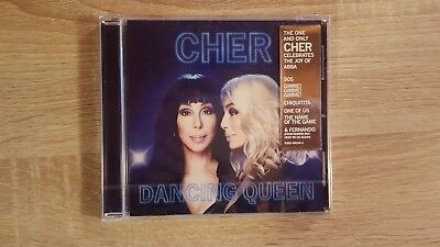 Cher-Dancing Queen Cd Nuovo Originale Sigillato