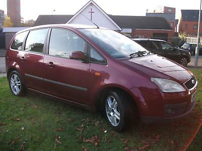 Ford Focus C-MAX 1.8 16v 1796cc 2004.25MY Zetec
