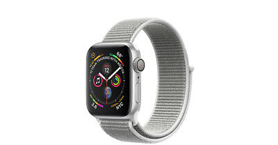 Genuine Apple Watch Sport Loop Band - 38MM Seashell Woven Nylon  - Authentic OEM