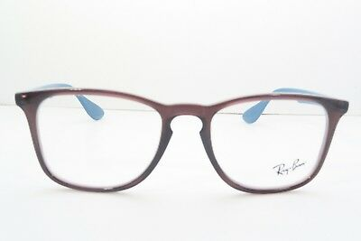 d81ab38217 RAY-BAN GRAY RED GLASSES New with Case RB 5268 5180 50mm -  55.35 ...