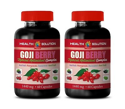 goji powder extract - GOJI BERRY 40% EXTRACT 1440mg - blood sugar control 2B