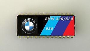 CHIP BMW PERFORMANCE M50 E36 E34 320i 520i +20 HP / +25 TRQ SIEMENS 5WK9 002 003