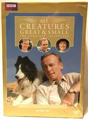 All Creatures Great & Small: The Complete Collection Box Set