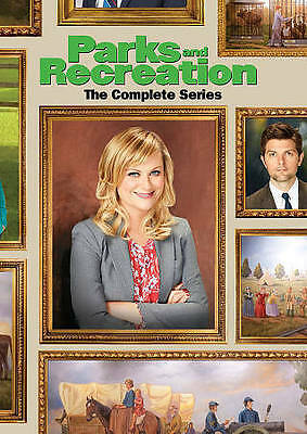 Parks and Recreation: The Complete Series (DVD, 2015, Canadian)