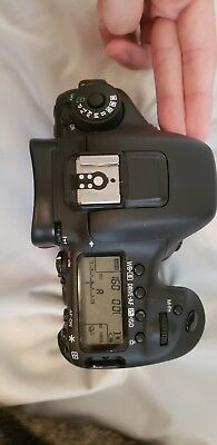 Canon EOS 7D Mark II 20.2MP Digital SLR Camera - Black (Body Only)