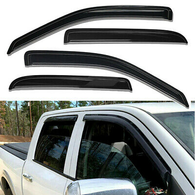 erushautoparts Combo Polished Stainless Pillar Trims Window Sills+Handle Covers for 2009-2017 Dodge Ram Quab Cab