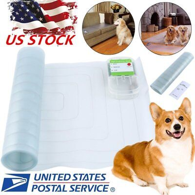 Indoor 12*60inch Electronic House Pet Training Scat Mat For Dog Cat Safe Pad VP