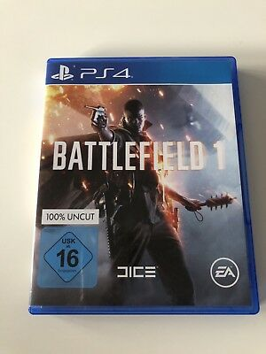 Battlefield 1 Uncut PS4