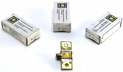 Square D B10.2 New Surplus Overload Thermal Unit (FLA 5.85-6.61) (Set of 3) (Y6)
