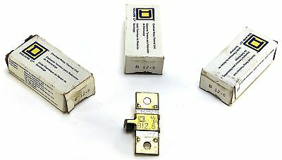 Square D B12.8 New Surplus Overload Thermal Unit (FLA 7.43-8.02) (Set of 3) (Y6)