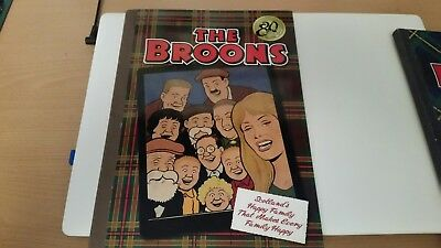 THE BROONS ANNUAL joblot  2015, 2016, 2017. Very good condition