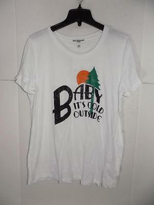 fdd4fc9a3f5 WTC8083 Sub Urban Riot Women s Plus Baby It s Cold Graphic T-Shirt NWT Size  1X