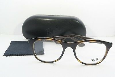 696f5911990 NEW RAY BAN RB7078 2012 HAVANA EYEGLASSES GLASSES FRAME RB 7078 51 ...