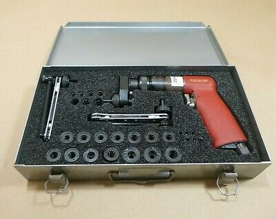 Zephyr Qck-4000 Lok-Fast Aviation Pneumatic Hand Tool Installation & Removal Kit