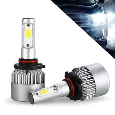 Super Bright H4 9003 Car LED Headlight Hi/Lo Beam Auto Bulbs 6000K 8000LM 2 PCS