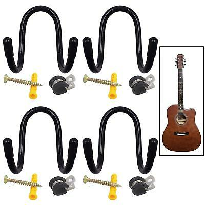 W Style Adjustable Wall Mount Hanger Storage Display Rack for Guitar,Acoustic