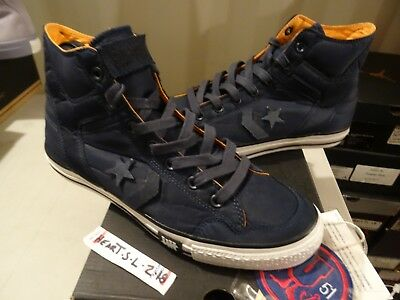 d40375897bf8 NEW 2009 Converse POORMAN WEAPON HI UNDEFEATED UNDFTD NAVY SZ 11 RARE  SUPREME
