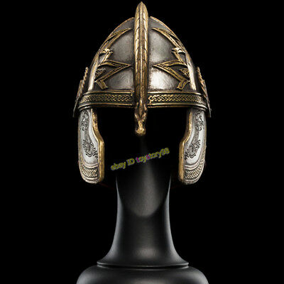WETA The Lord of the Rings Helm of Prince Théodred Mini Helmet Model In Stock