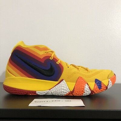 quality design b77ed 13926 NIKE KYRIE 4 70's DECADES 943806 700 BASKETBALL UNCLE DREW KYRIE IRVING SZ  10.5