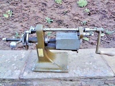 Vintage Butapatta Rolopat Butter Patting Machine, Film Set, Museum,Antique Dairy