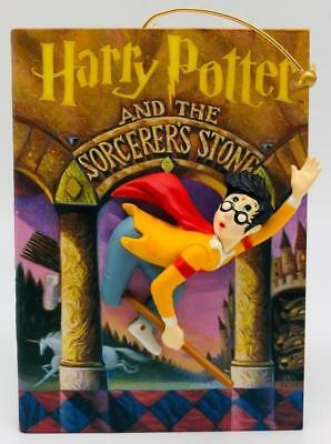 2018 Harry Potter and The Sorcerer's Stone Hallmark Ornament 20th Anniversary