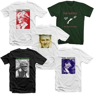 The Smiths T Shirt The Queen Is Dead Sheila Take A Bow Morrissey Meat Is Murder