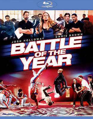Battle of the Year Blu-Ray disc