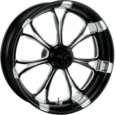 "Performance Machine Paramount Front Forged Wheels 21"" x 3.5"" Platinum Cut Dual"