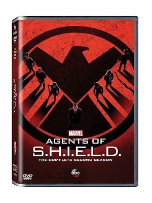 Shield Marvel Agents Of S.h.i.e.l.d Second Season 2 Two Complete DVD SEALED NEW