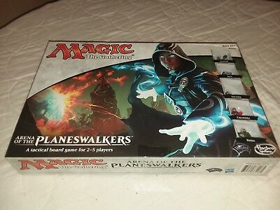Magic The Gathering Arena of the Planeswalkers Board Game by Hasbro