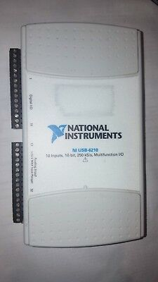 National Instrument USB-6210