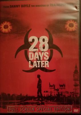 28 Days Later (Full Screen Special Edition) DVD