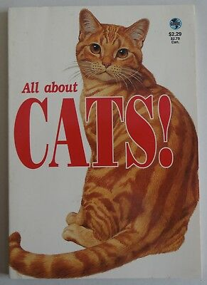 All about CATS! Paperback – 1998