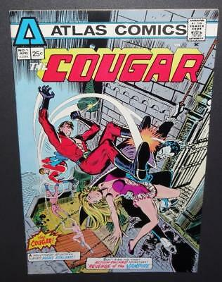 The Cougar #1 1975 9.2 Vampire cover & story; Adkins Art BV$20 50%Off!