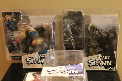 the art of spawn 3 piece set