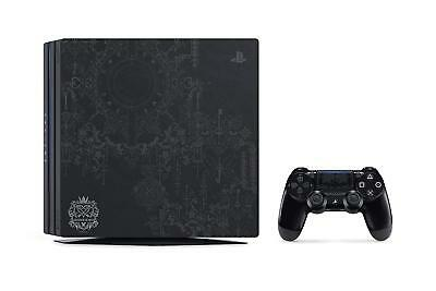 PS4 PlayStation 4 Pro KINGDOM HEARTS III LIMITED EDITION console Disney New PSL