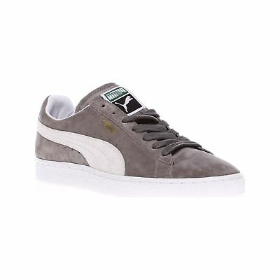 super populaire b3062 8edb0 PUMA - SUEDE Classic - Baskets Mode - gris clair