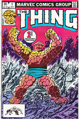 The Thing 1 - (Bronze Age 1983) - 9.0