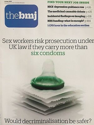 British Medical Journal BMJ 23 June 2018 (No. 8158) 361:421-462