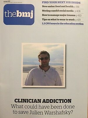 British Medical Journal BMJ 16 June 2018 (No. 8157) 361:379-420